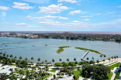 701 S Olive Avenue UNIT 2012, West Palm Beach, FL 33401 - MLS#: RX-10361831