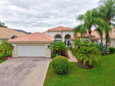 13149 Alhambra Lake Circle, Delray Beach, FL 33446 - MLS#: RX-10362250