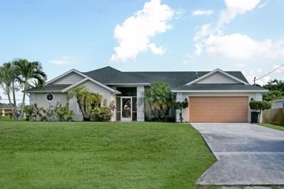 2962 SE Bella Road, Port Saint Lucie, FL 34984 - MLS#: RX-10362403
