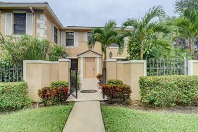 351 Prestwick Circle UNIT 3, Palm Beach Gardens, FL 33418 - MLS#: RX-10362404