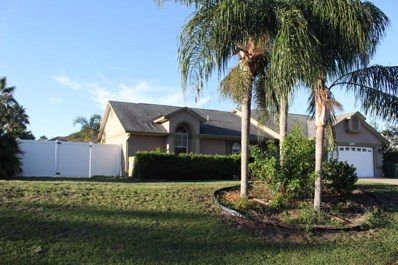1697 SW Merchant Lane, Port Saint Lucie, FL 34953 - MLS#: RX-10362459