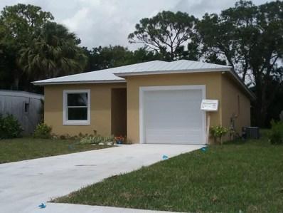 6891 4th Street, Jupiter, FL 33458 - MLS#: RX-10362585