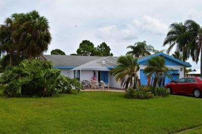 1417 SE Cambridge Drive, Port Saint Lucie, FL 34952 - MLS#: RX-10362740