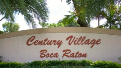 233 Suffolk F UNIT 233, Boca Raton, FL 33434 - MLS#: RX-10362754