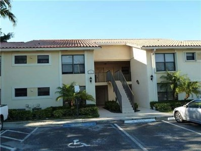1523 Lake Crystal Drive UNIT F, West Palm Beach, FL 33411 - MLS#: RX-10362797