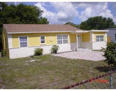 403 N 22nd Street, Fort Pierce, FL 34950 - MLS#: RX-10362844