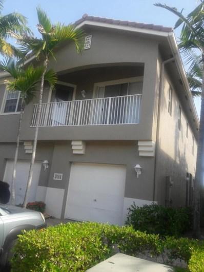 3133 Laurel Ridge Circle, Riviera Beach, FL 33404 - MLS#: RX-10362967