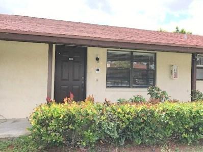 463 Glenwood Drive, West Palm Beach, FL 33415 - MLS#: RX-10363542