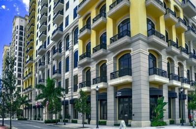 701 S Olive Avenue UNIT 1021, West Palm Beach, FL 33401 - MLS#: RX-10363679