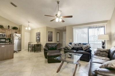 5701 Golden Eagle Circle UNIT Lane 7, Palm Beach Gardens, FL 33418 - MLS#: RX-10363784