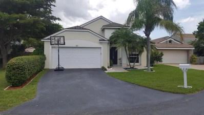 60 Egret Way, Boynton Beach, FL 33436 - MLS#: RX-10363878