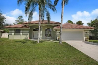 1657 Primrose Lane, Wellington, FL 33414 - MLS#: RX-10363981
