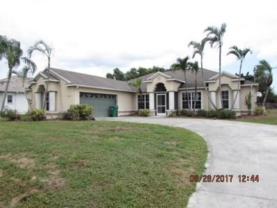 3445 SW Catskill Drive, Port Saint Lucie, FL 34953 - MLS#: RX-10364041