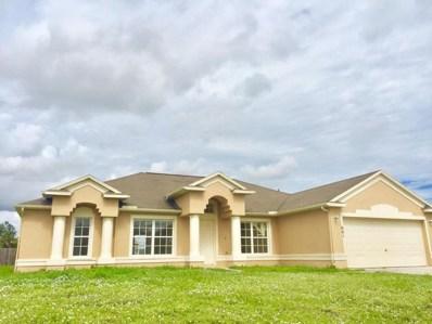 601 SW Jordin Avenue, Port Saint Lucie, FL 34953 - MLS#: RX-10364087