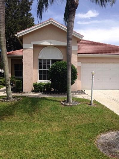 669 W Clearbrook Circle, Delray Beach, FL 33445 - MLS#: RX-10364145
