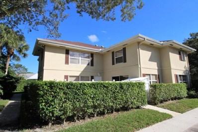 10 Amherst Court UNIT D, Royal Palm Beach, FL 33411 - MLS#: RX-10364438