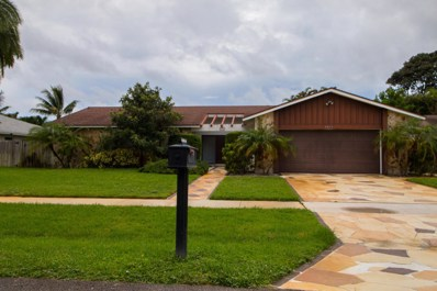 4864 Sugar Pine Drive, Boca Raton, FL 33487 - MLS#: RX-10364470