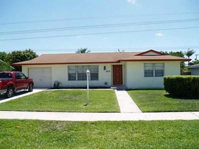 2513 Canterbury Drive S, West Palm Beach, FL 33407 - MLS#: RX-10364475