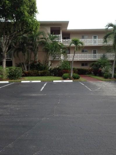 2687 Garden Drive N UNIT 110, Lake Worth, FL 33461 - MLS#: RX-10364529