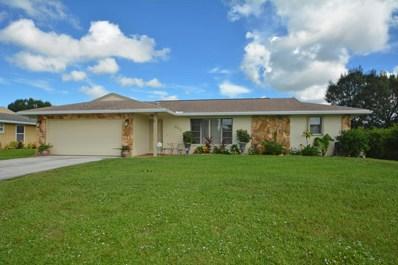 395 SE Crosspoint Drive, Port Saint Lucie, FL 34983 - MLS#: RX-10364556
