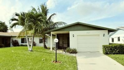 13069 Via Vesta, Delray Beach, FL 33484 - MLS#: RX-10364615