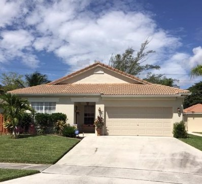 4375 Sunset Cay Circle, Boynton Beach, FL 33436 - MLS#: RX-10364646
