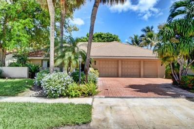 16918 River Birch Circle, Delray Beach, FL 33445 - MLS#: RX-10364697