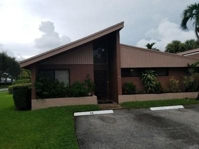 166 Sparrow Drive UNIT 3a, Royal Palm Beach, FL 33411 - MLS#: RX-10364798
