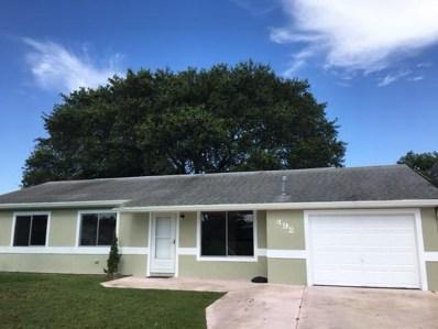492 SW Dorchester Street, Port Saint Lucie, FL 34983 - MLS#: RX-10365135