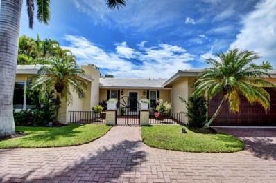 840 Granada Drive, Boca Raton, FL 33432 - MLS#: RX-10365143
