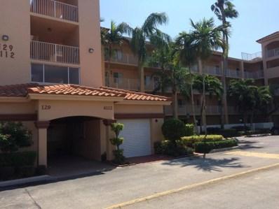 6112 Huntwick Terrace UNIT 407, Delray Beach, FL 33484 - MLS#: RX-10365366