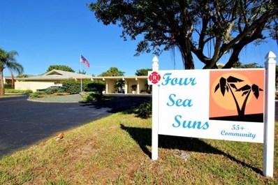 301 Circle Drive S UNIT 101, Boynton Beach, FL 33435 - MLS#: RX-10365488