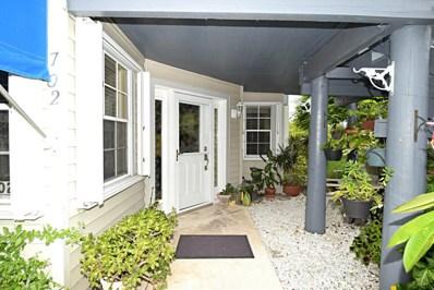 1667 NE Nautical Place UNIT 7702, Jensen Beach, FL 34957 - MLS#: RX-10365892