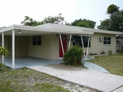 704 S 6th Street, Fort Pierce, FL 34950 - MLS#: RX-10366146