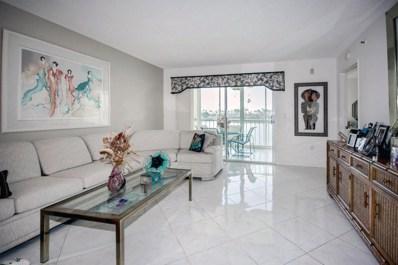 6112 Huntwick Terrace UNIT 206, Delray Beach, FL 33484 - MLS#: RX-10366150