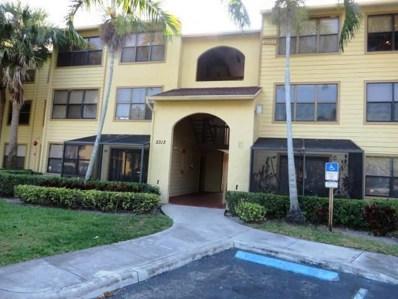 2313 Congress Avenue UNIT 13, Boynton Beach, FL 33426 - MLS#: RX-10366179