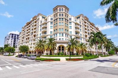 99 SE Mizner Boulevard UNIT 537, Boca Raton, FL 33432 - MLS#: RX-10366203