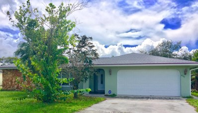 892 SE Thornhill Drive, Port Saint Lucie, FL 34983 - MLS#: RX-10366360