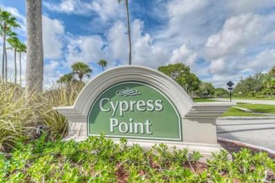 181 Cypress Point Drive UNIT 181, Palm Beach Gardens, FL 33418 - MLS#: RX-10366381