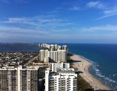 3000 N Ocean Drive UNIT 41-B, Riviera Beach, FL 33404 - MLS#: RX-10366567