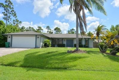 952 SE Candle Avenue, Port Saint Lucie, FL 34983 - MLS#: RX-10366592