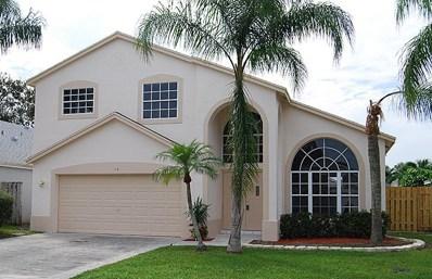 108 Belmont Drive, Royal Palm Beach, FL 33411 - MLS#: RX-10366646