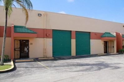 7760 W 20th Avenue UNIT 20, Hialeah, FL 33016 - MLS#: RX-10366664