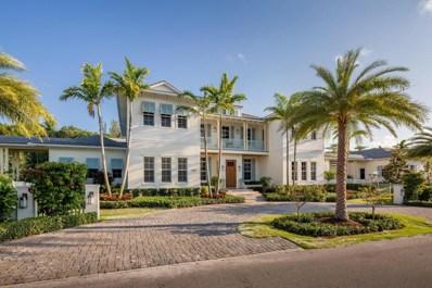 1224 N Ocean Boulevard, Gulf Stream, FL 33483 - MLS#: RX-10366669