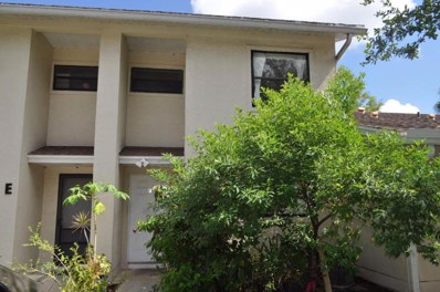5350 Elmhurst Road UNIT F, West Palm Beach, FL 33417 - MLS#: RX-10366676