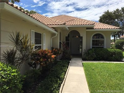 144 E Tall Oaks Circle, Palm Beach Gardens, FL 33410 - MLS#: RX-10366848