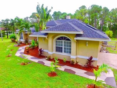 16728 71st Lane N, Loxahatchee, FL 33470 - MLS#: RX-10366916