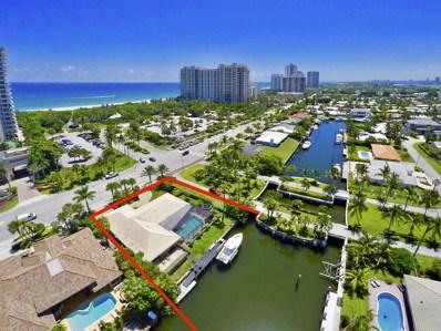 3901 N Ocean Drive, Singer Island, FL 33404 - MLS#: RX-10366962