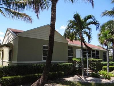 3201 Poinsettia Avenue, West Palm Beach, FL 33407 - MLS#: RX-10367058