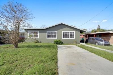 1248 W 33rd Street, Riviera Beach, FL 33404 - MLS#: RX-10367442